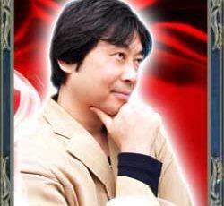太郎(タロウ)先生