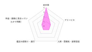 山元先生の評価レーダーチャート